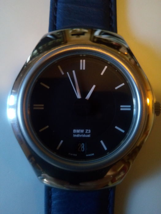 BMW -  BMW Z3 advertising watch from 1996, collector
