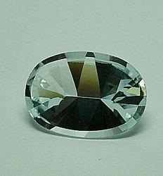 Aquamarine - 5,85 ct - No Reserve Price