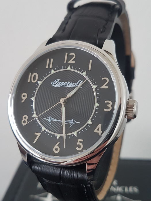 Ingersoll Limited edition- Herenpolshorloge