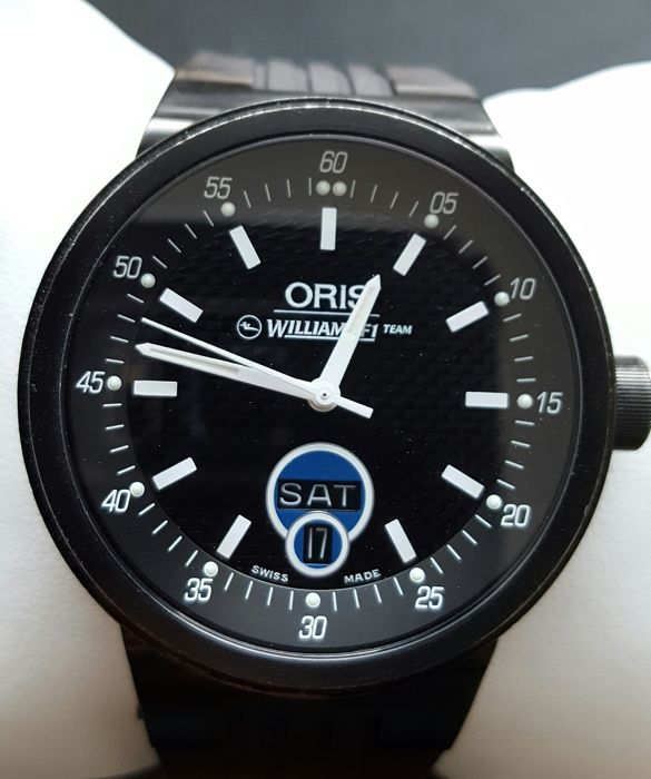 ORIS Williams F1 Team automatico – Orologio da uomo
