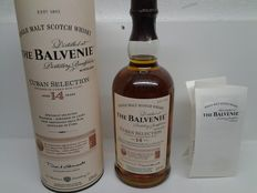 The Balvenie 14 years old Cuban Selection