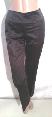 Gucci - Brown Satin Trousers.