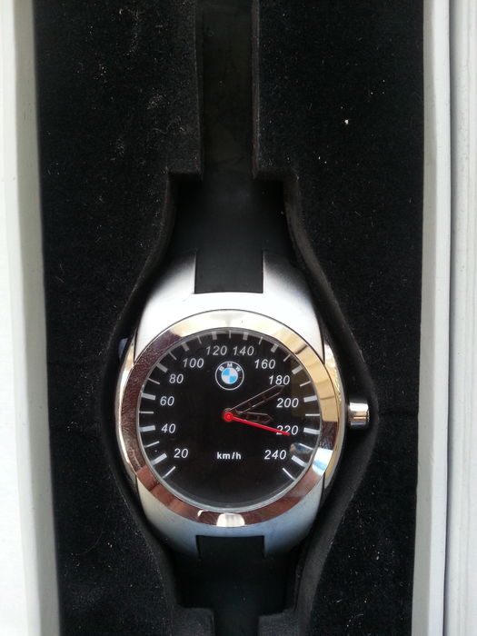 BMW promotional watch - Odometer dial