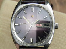 Enicar Automatic men's wristwatch, late 1960s/ early 1970s