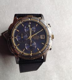 ACCURIST MB441 - Men's chronograph - vintage from the 1980s