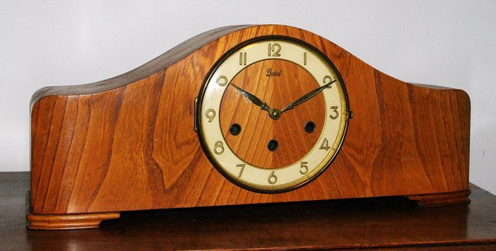 Westminster mantel clock – Bduf – Period 1950