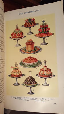 Mrs. Beeton´s Household Management. A Complete Cookery Book - ca. 1920