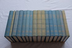 Lot with 6 books, The Hakluyt Society (2nd Series) - 1964 / 1969
