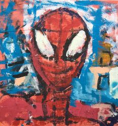 Peter Klashorst - Spiderman
