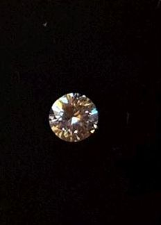 Natural Diamond 0.27 ct Color G Clarity SI1. Diamond Grading Certificate included