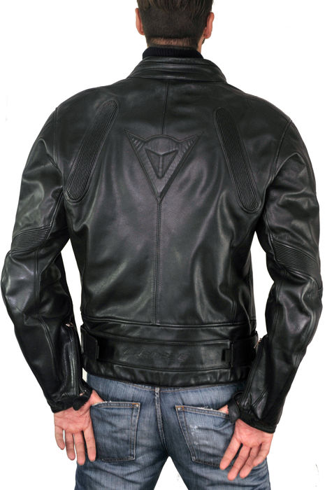 dainese blouson de motard en cuir catawiki. Black Bedroom Furniture Sets. Home Design Ideas
