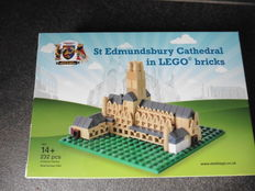 LEGO Certified Professional - Sint Edmundsbury Cathedral