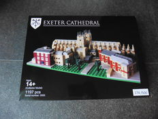 LEGO Certified Professional - Exeter Cathedral - Large model, 1197 pcs. - Number 174 of 500
