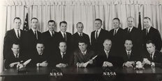 Unknown - NASA - US Astronauts - 1963