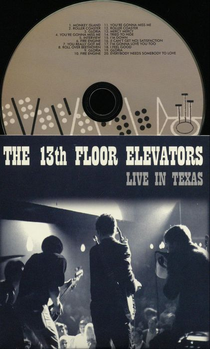 13th floor elevators sign of the 3 eyed men a