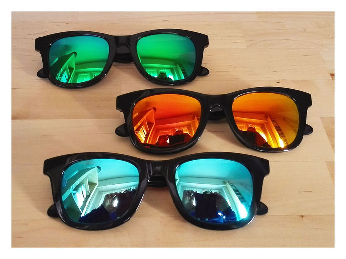 3x - Wolfnoir and Hawkers - Sunglasses - Unisex