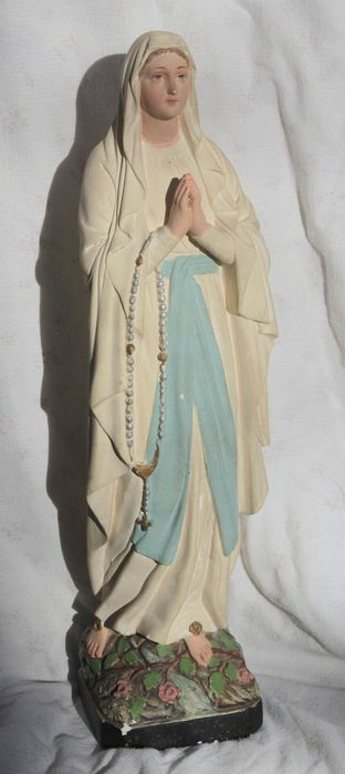 'Madonna' statue from private ownership