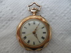 Pocket watch - women's - 1920s-1930s