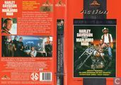 DVD / Video / Blu-ray - VHS video tape - Harley Davidson and the Marlboro Man