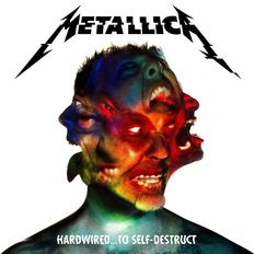 Metallica - Hardwired... to Self Destruct Deluxe Limited Edition Box Set