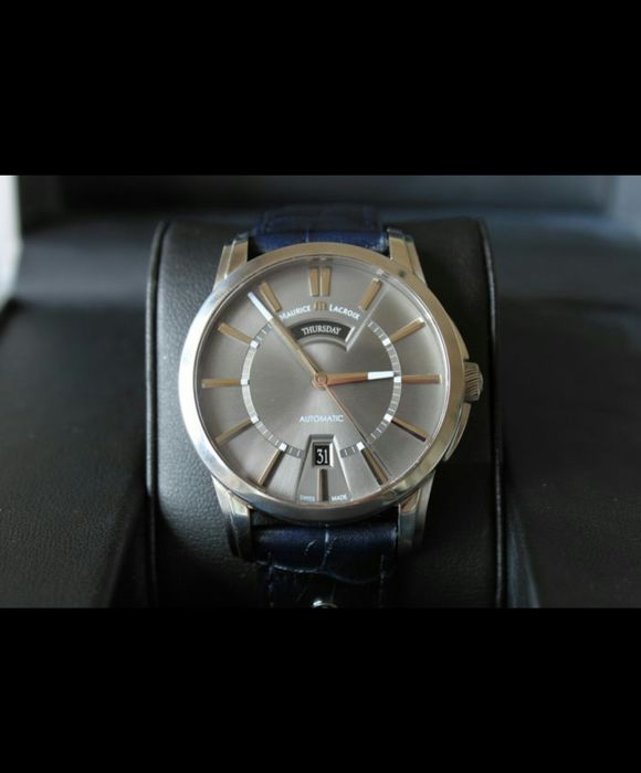 Maurice Lacroix Modello Pontos Day-Date 2011
