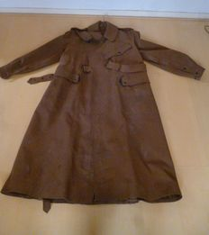 Army trench coat English from after the 2nd World War.