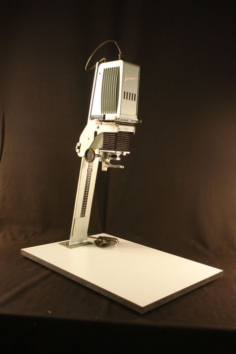 Black and white Enlarger Liesegang Uni-Rax II (up to 6 x 6) and