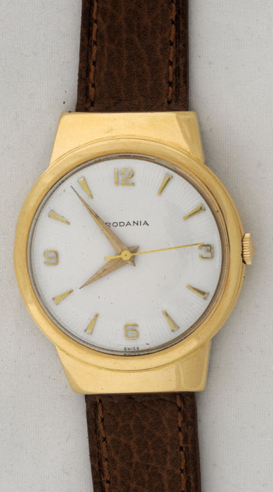 Rodania - Automatic Depose -  5250S - Heren - 1960-1969