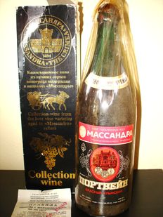 1949 'Port' 40 years old, Massandra Collection - Stalin's Soviet Era - 1 bottle