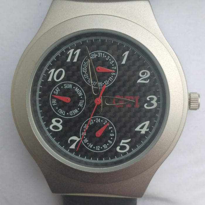 Volkswagen 5 GTI men's wristwatch USA