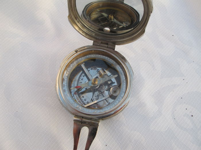 Stanley London - Natural Sine - Clinometer Compass
