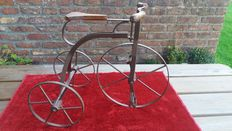 Small Tricycle in wrought iron