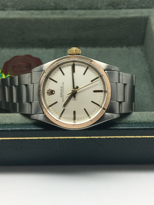 Rolex Oyster Perpetual – Orologio unisex – 1958