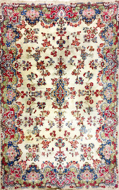 Persian carpet - Kerman-lavar - 280 x 180 cm