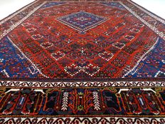 MeyMey – 397 x 298 cm – impressive, oversized, Persian rug in beautiful condition.