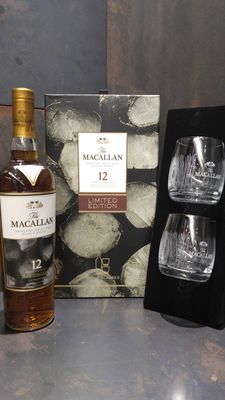 Macallan 12 Sherry New Year 2017 Limited Edition