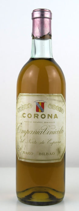 NV CVNE Corona Blanco Semidulce from the 1940's - Rioja - 1 bottle