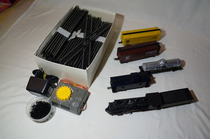 Mehano - Very nice American train set of the BALTIMORE AND OHIO railroad