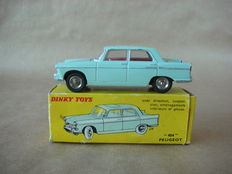 Dinky Toys-France - Schaal 1/43 - Peugeot 404 No.553