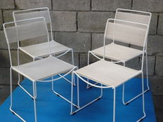 Vintage design 'Spaghetti' chairs