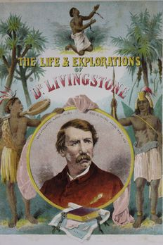 Ontdekkingsreizen; Anon  [J.S. Roberts] - The life and explorations of David Livingstone - 1887
