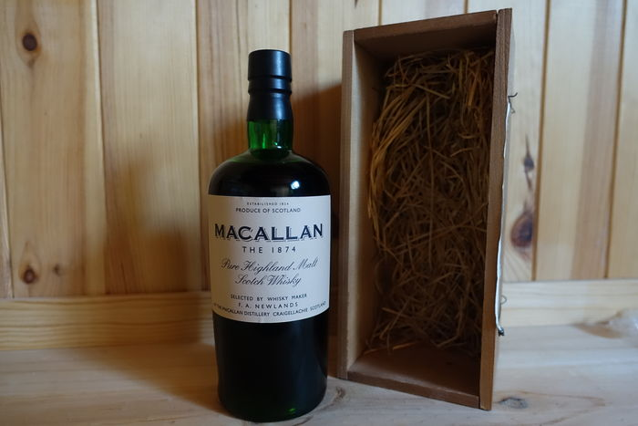 Macallan 1874 - Replica - OB
