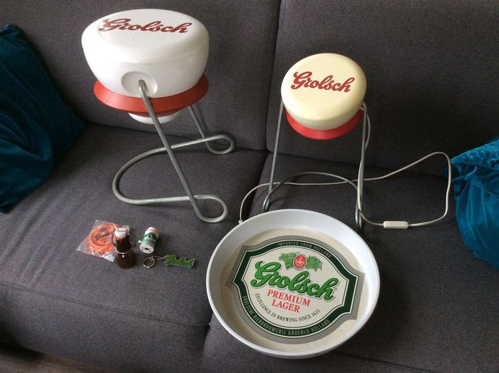 Grolsch beer items