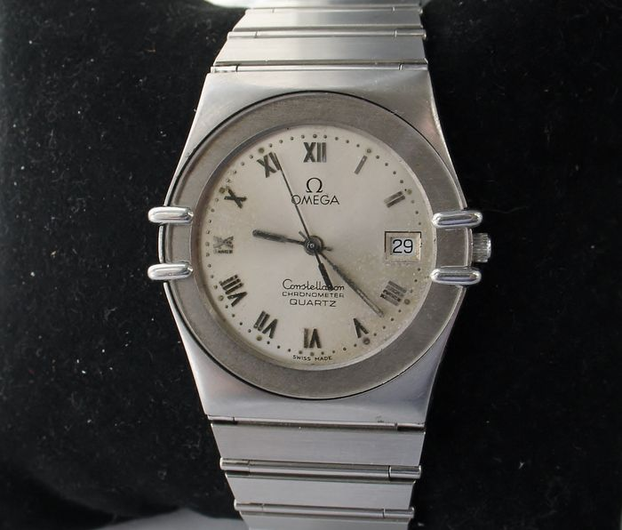 Omega – Constellation – men's model – 90s