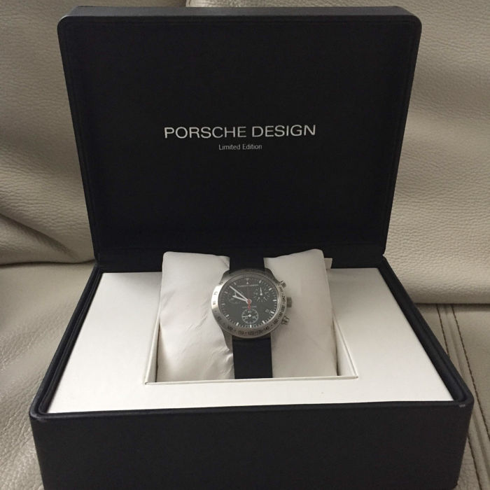 Orologio Porsche Design Limited Edition