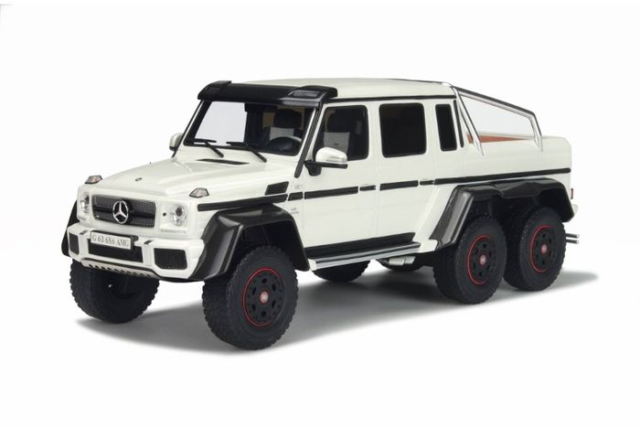 GT Spirit - Scale 1/18 - Mercedes-Benz G63 AMG  6X6