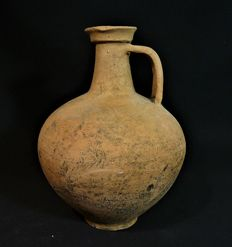 Roman earthenware jug - H 195 mm