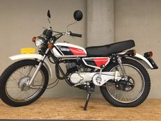 Yamaha - DT 50 Minibrommer - 1984