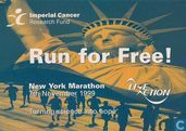 "Imperial Cancer Research Fund ""Run for Free!"""