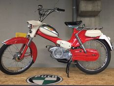 Puch - VS 50 L Frogmouth - 1957